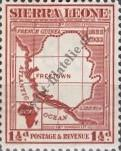 Stamp Sierra Leone Catalog number: 133