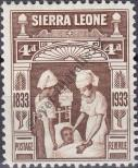 Stamp Sierra Leone Catalog number: 136