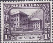 Stamp Sierra Leone Catalog number: 139