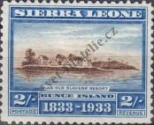 Stamp Sierra Leone Catalog number: 140