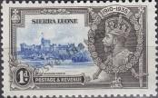 Stamp Sierra Leone Catalog number: 144