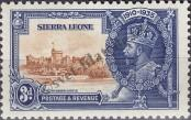 Stamp Sierra Leone Catalog number: 145