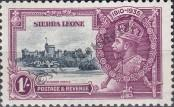 Stamp Sierra Leone Catalog number: 147