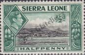 Stamp Sierra Leone Catalog number: 151