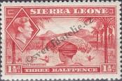 Stamp Sierra Leone Catalog number: 153