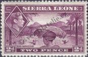 Stamp Sierra Leone Catalog number: 155