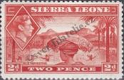Stamp Sierra Leone Catalog number: 156