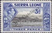 Stamp Sierra Leone Catalog number: 157