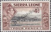 Stamp Sierra Leone Catalog number: 158