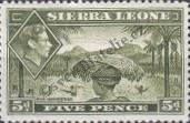 Stamp Sierra Leone Catalog number: 159