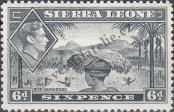 Stamp Sierra Leone Catalog number: 160
