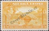 Stamp Sierra Leone Catalog number: 162