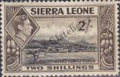 Stamp Sierra Leone Catalog number: 163