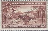 Stamp Sierra Leone Catalog number: 164