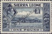 Stamp Sierra Leone Catalog number: 166