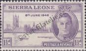 Stamp Sierra Leone Catalog number: 167
