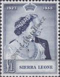 Stamp Sierra Leone Catalog number: 170
