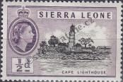 Stamp Sierra Leone Catalog number: 176