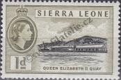 Stamp Sierra Leone Catalog number: 177