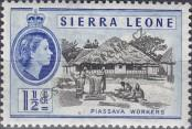 Stamp Sierra Leone Catalog number: 178