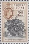 Stamp Sierra Leone Catalog number: 179