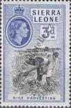 Stamp Sierra Leone Catalog number: 180