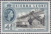 Stamp Sierra Leone Catalog number: 181