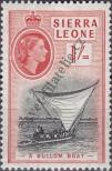 Stamp Sierra Leone Catalog number: 183
