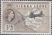 Stamp Sierra Leone Catalog number: 184