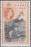 Stamp Sierra Leone Catalog number: 185