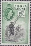 Stamp Sierra Leone Catalog number: 186