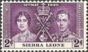 Stamp Sierra Leone Catalog number: 149