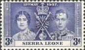 Stamp Sierra Leone Catalog number: 150