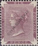 Stamp Sierra Leone Catalog number: 1/b