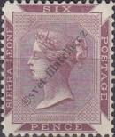Stamp Sierra Leone Catalog number: 2