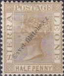 Stamp Sierra Leone Catalog number: 8