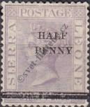 Stamp Sierra Leone Catalog number: 23