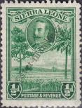 Stamp Sierra Leone Catalog number: 118
