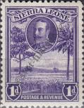 Stamp Sierra Leone Catalog number: 119