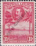 Stamp Sierra Leone Catalog number: 120