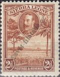 Stamp Sierra Leone Catalog number: 121