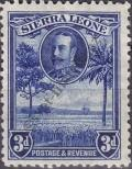 Stamp Sierra Leone Catalog number: 122