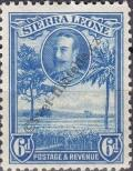 Stamp Sierra Leone Catalog number: 125