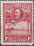 Stamp Sierra Leone Catalog number: 126
