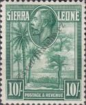 Stamp Sierra Leone Catalog number: 129