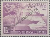 Stamp Sierra Leone Catalog number: 171