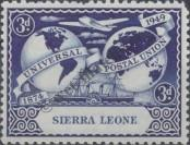 Stamp Sierra Leone Catalog number: 172