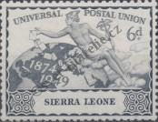 Stamp Sierra Leone Catalog number: 173