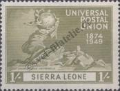 Stamp Sierra Leone Catalog number: 174