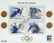 Stamp Norway Catalog number: B/16
